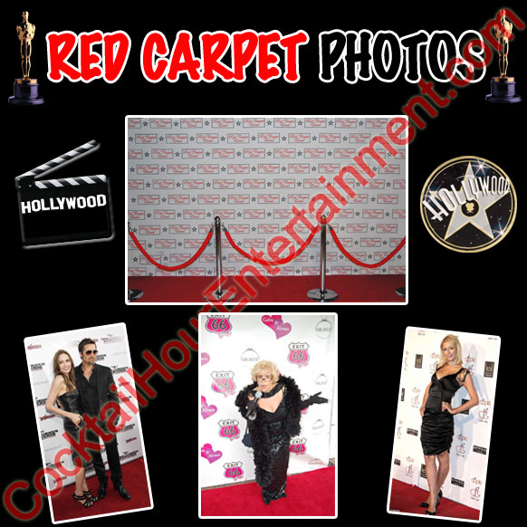 red carpet photos
